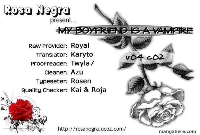 My Boyfriend is a Vampire 14 Page 1