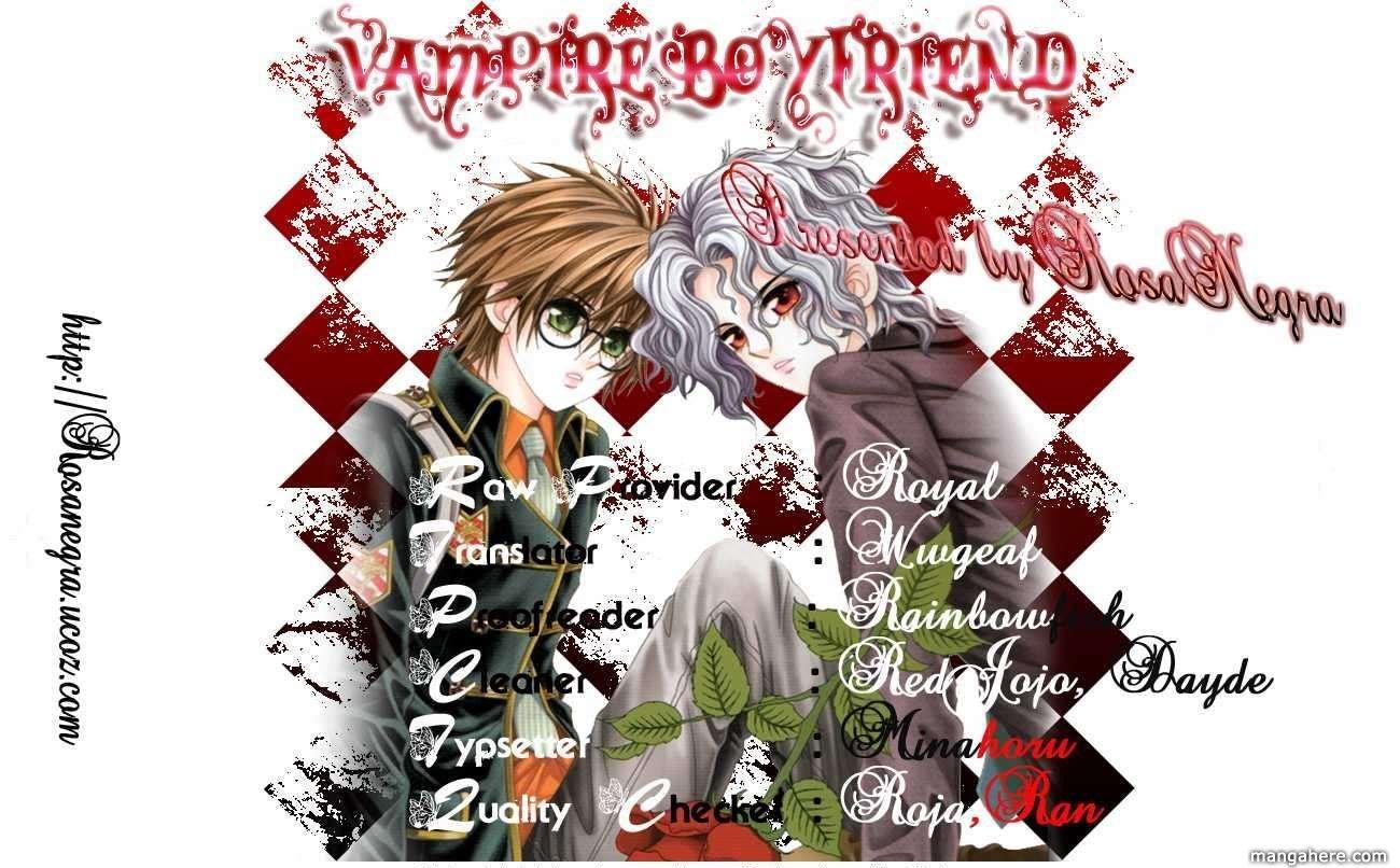 My Boyfriend is a Vampire 22 Page 1