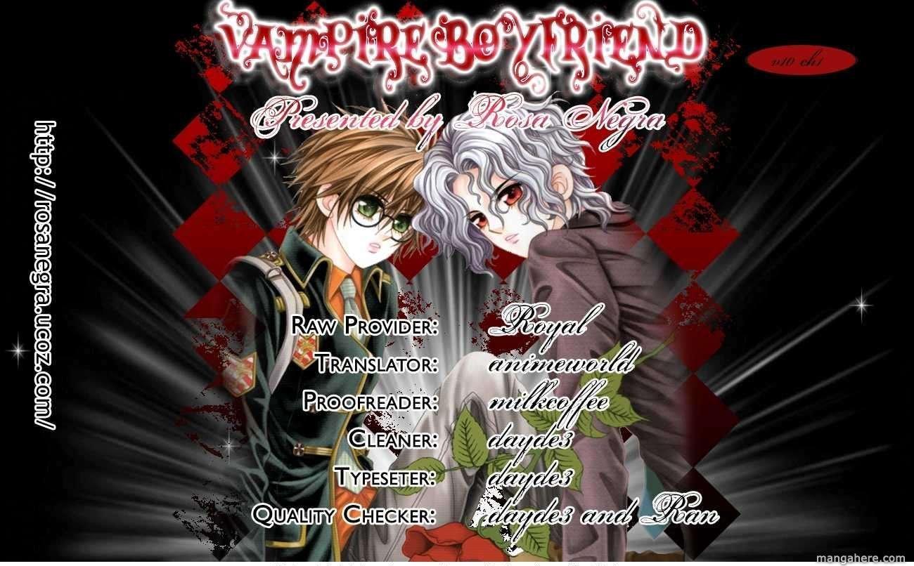 My Boyfriend is a Vampire 31 Page 2