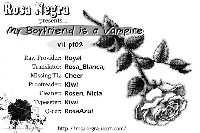 My Boyfriend is a Vampire 34 Page 1