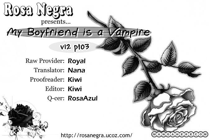My Boyfriend is a Vampire 38 Page 1