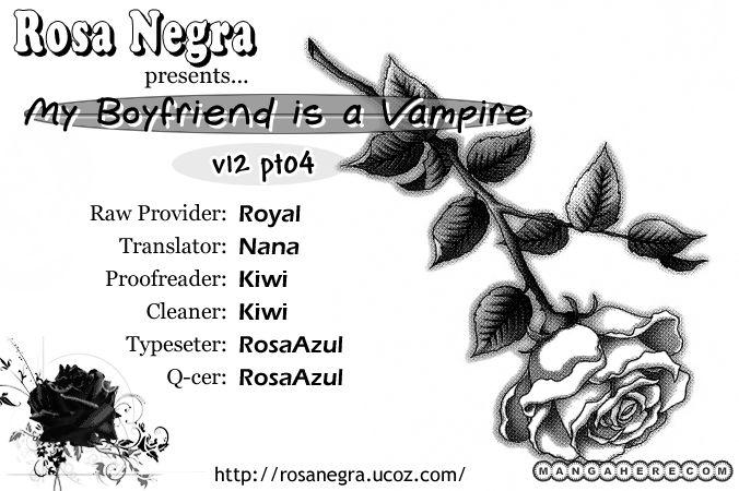 My Boyfriend is a Vampire 39 Page 1