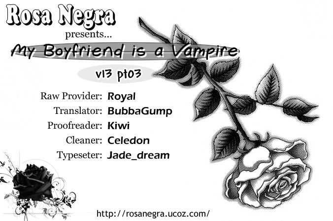 My Boyfriend is a Vampire 42 Page 1