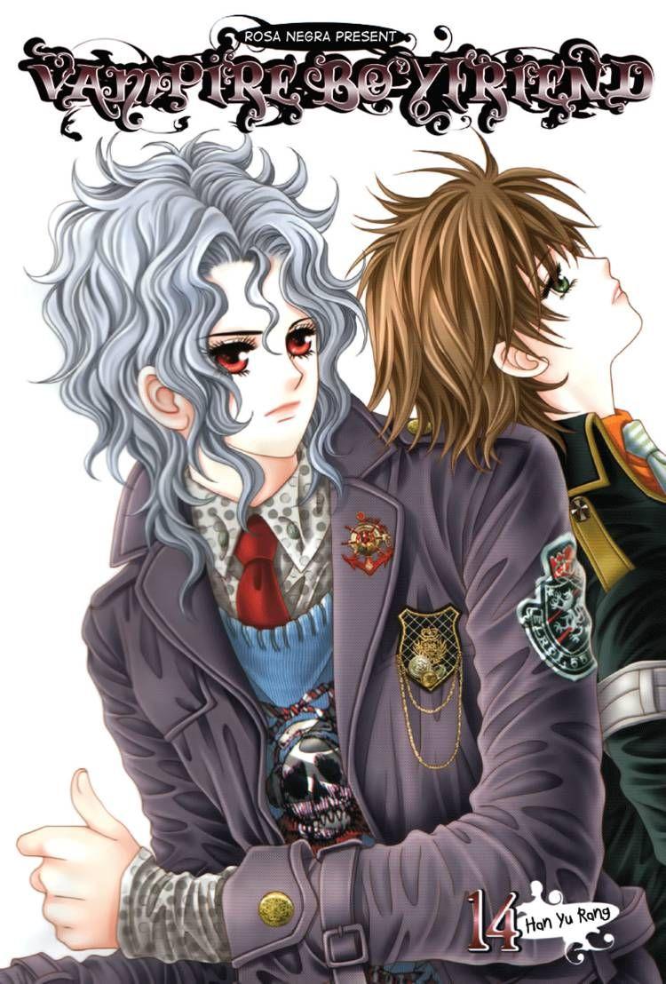 My Boyfriend is a Vampire 44 Page 2