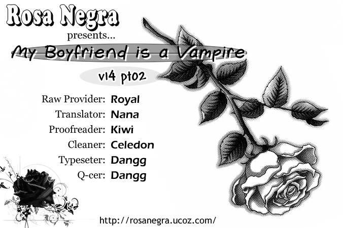 My Boyfriend is a Vampire 45 Page 1