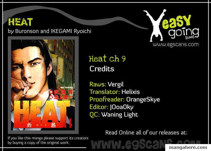 Heat 9 Page 1