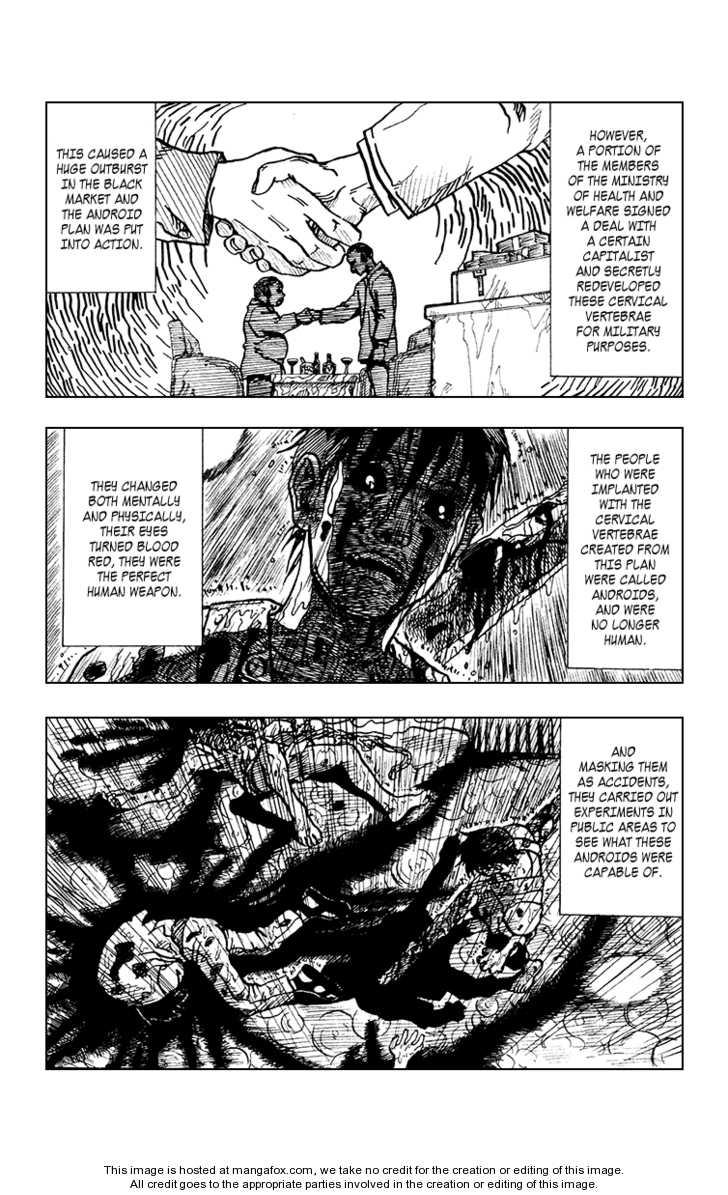 Karakuri (KISHIMOTO Masashi) 0 Page 3