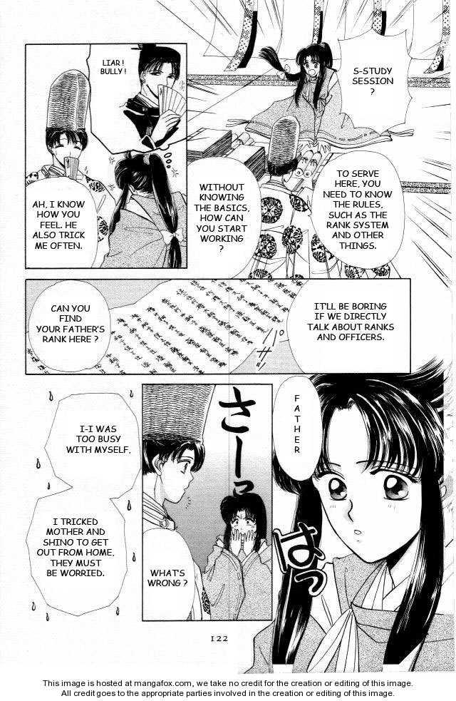 Kirakira Kaoru 3.3 Page 3