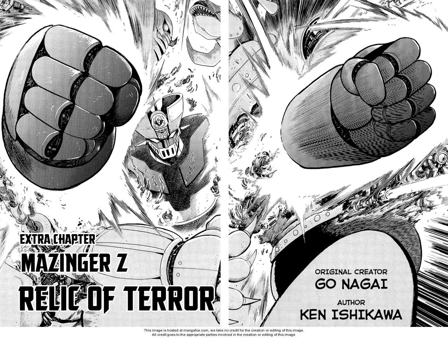 Mazinger Z: Relic of Terror 0 Page 2