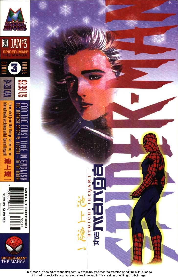 Spider-Man 3 Page 1