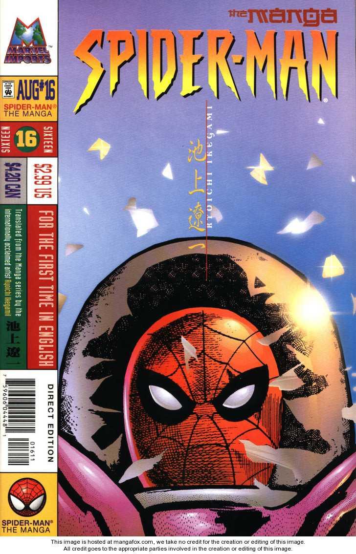 Spider-Man 16 Page 1