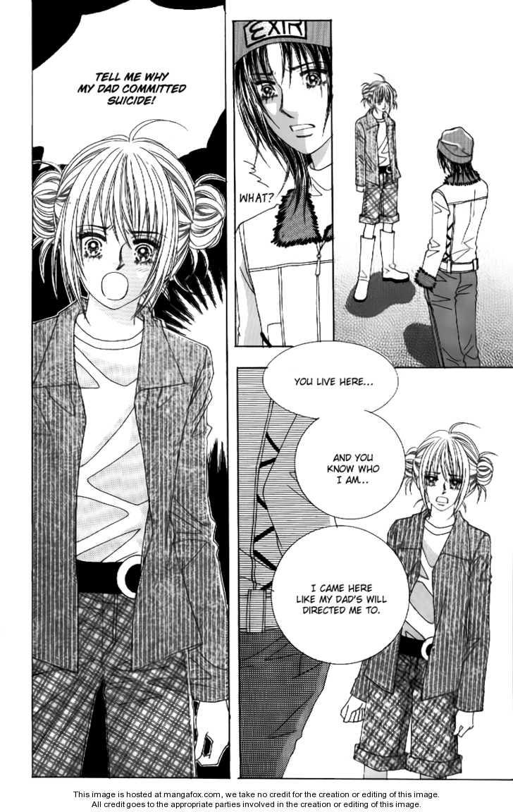 Secret (HAN Yu-Rang) 2 Page 3