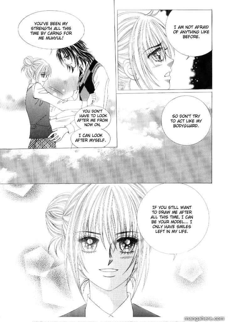 Secret (HAN Yu-Rang) 12 Page 2