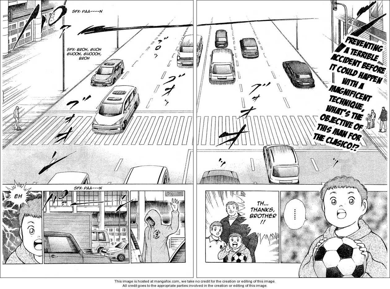 Captain Tsubasa - Kaigai Kekidou-Hen - En La Liga 3 Page 2