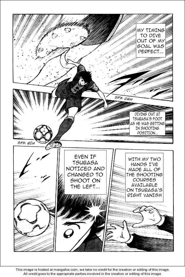 Captain Tsubasa - Kaigai Kekidou-Hen - En La Liga 32 Page 2