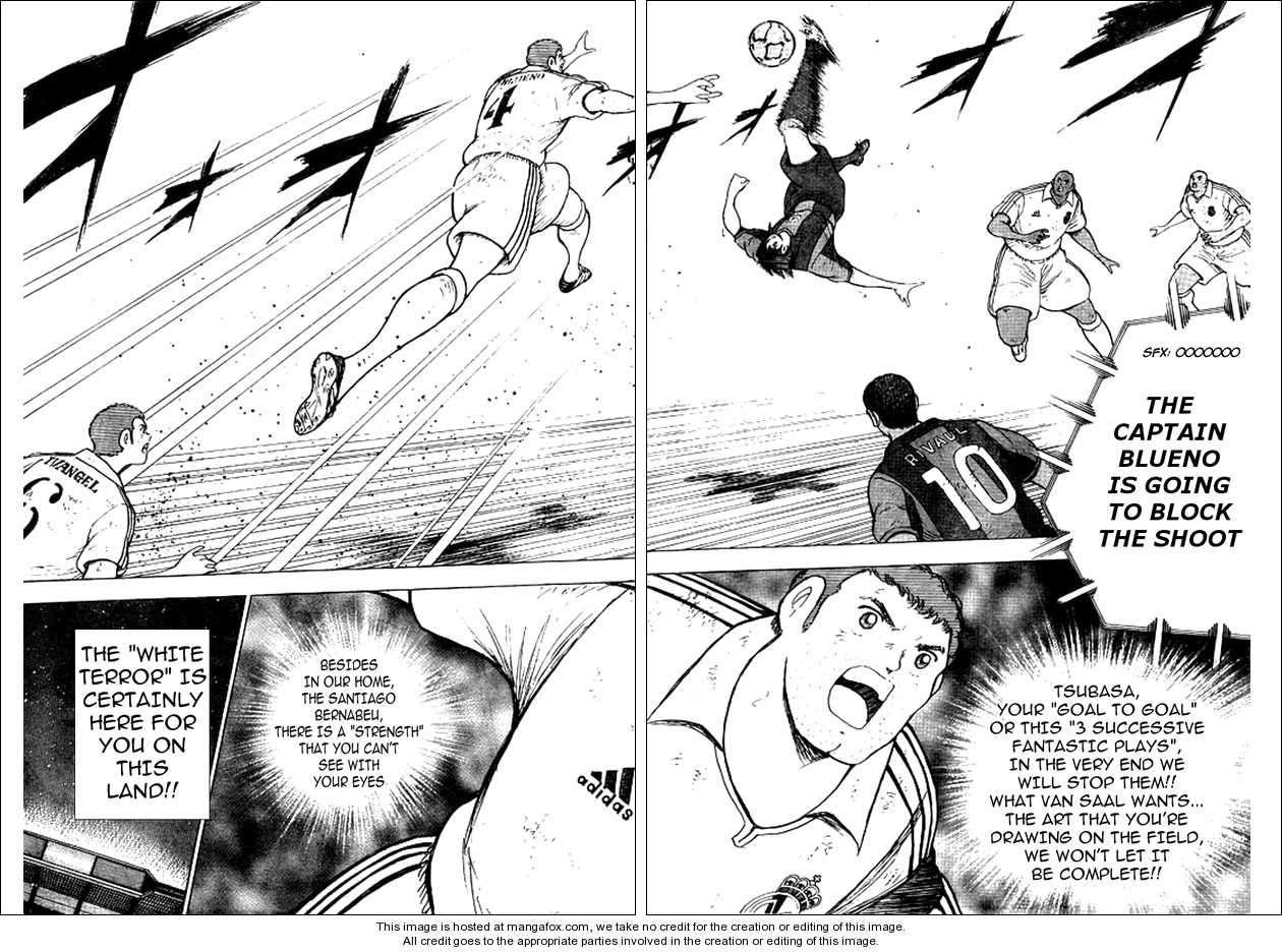 Captain Tsubasa - Kaigai Kekidou-Hen - En La Liga 37 Page 2