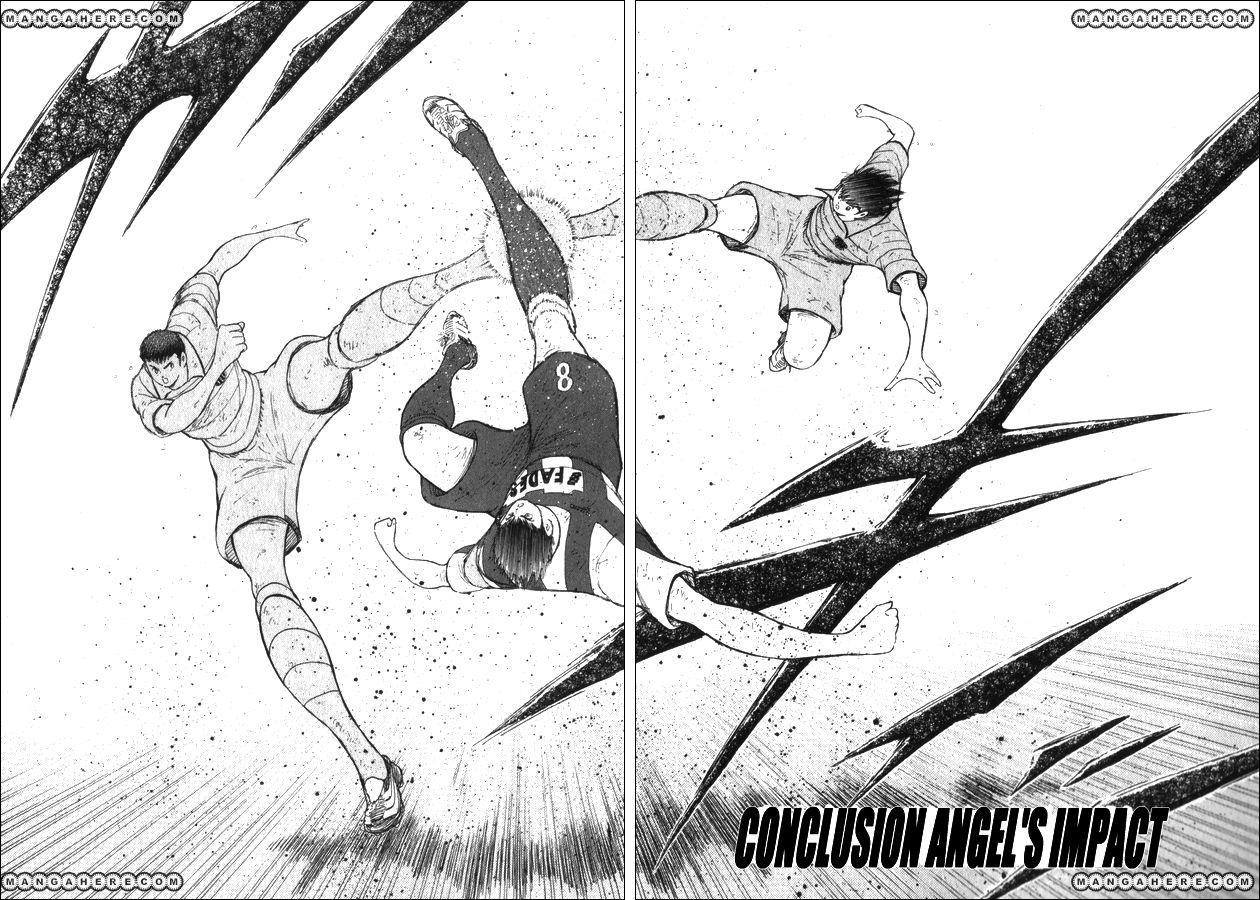 Captain Tsubasa - Kaigai Kekidou-Hen - En La Liga 58 Page 2