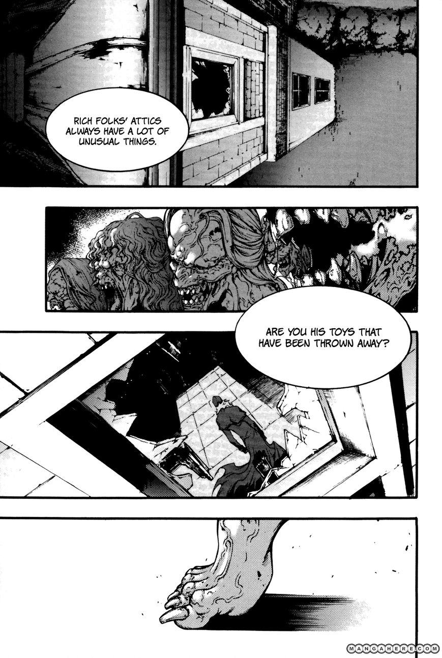 Hell Blade 10 Page 2