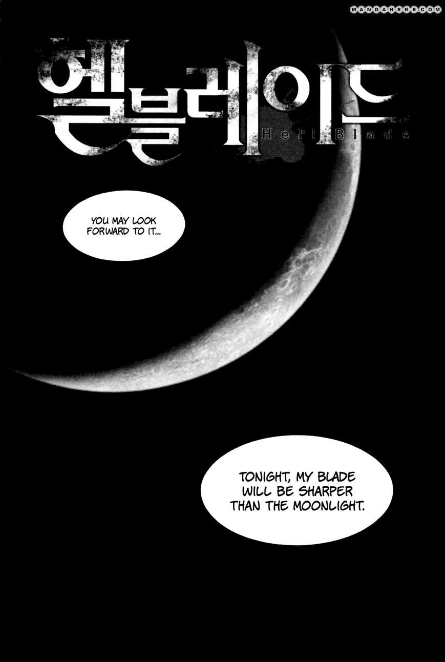 Hell Blade 12 Page 1