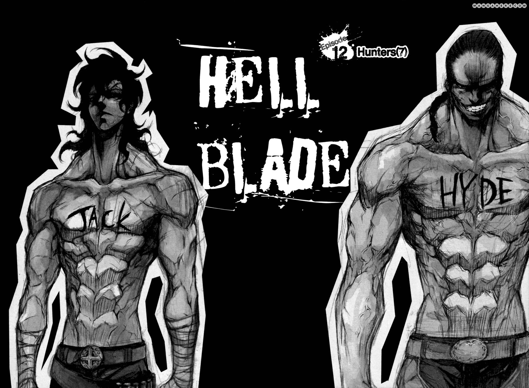 Hell Blade 12 Page 2
