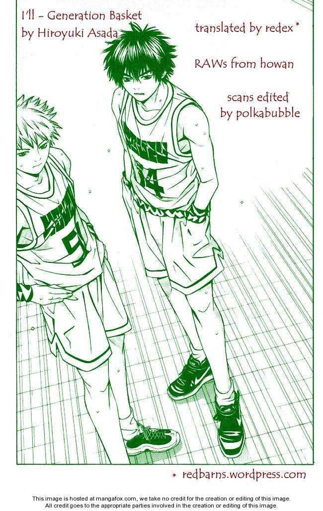 I'll (Generation Basket) 61 Page 1