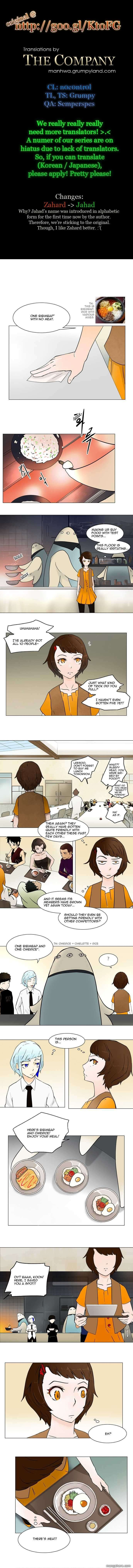 Tower of God 31 Page 1