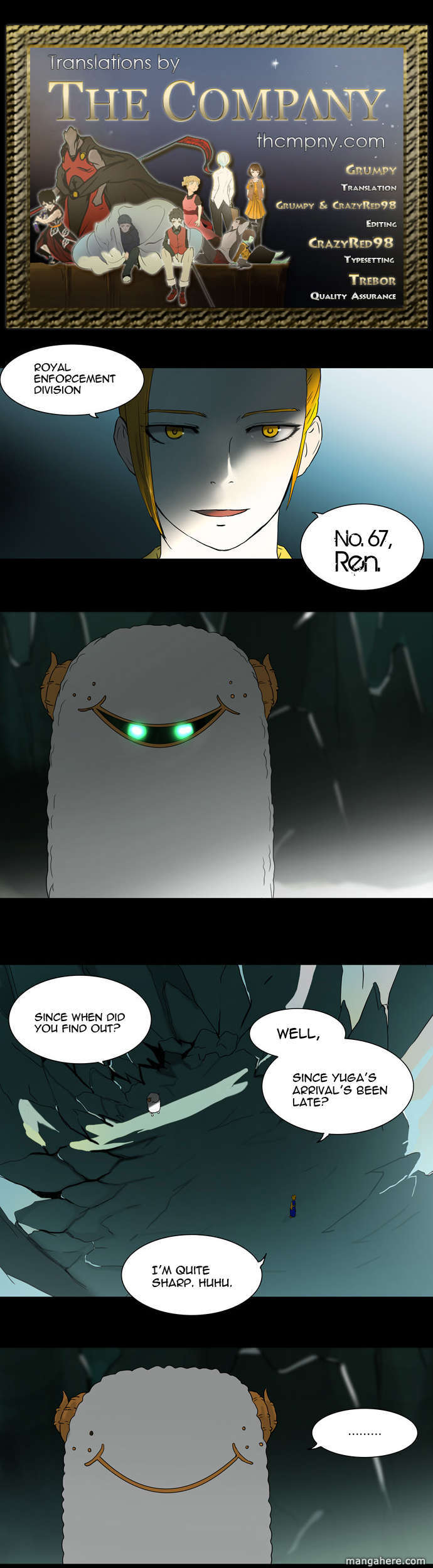 Tower of God 55 Page 2
