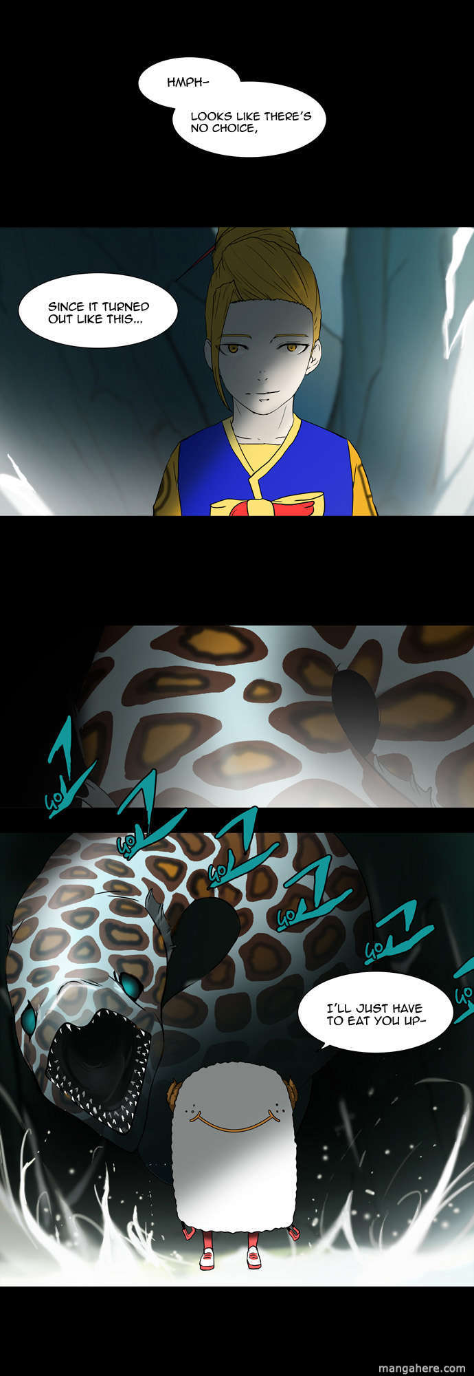 Tower of God 55 Page 3
