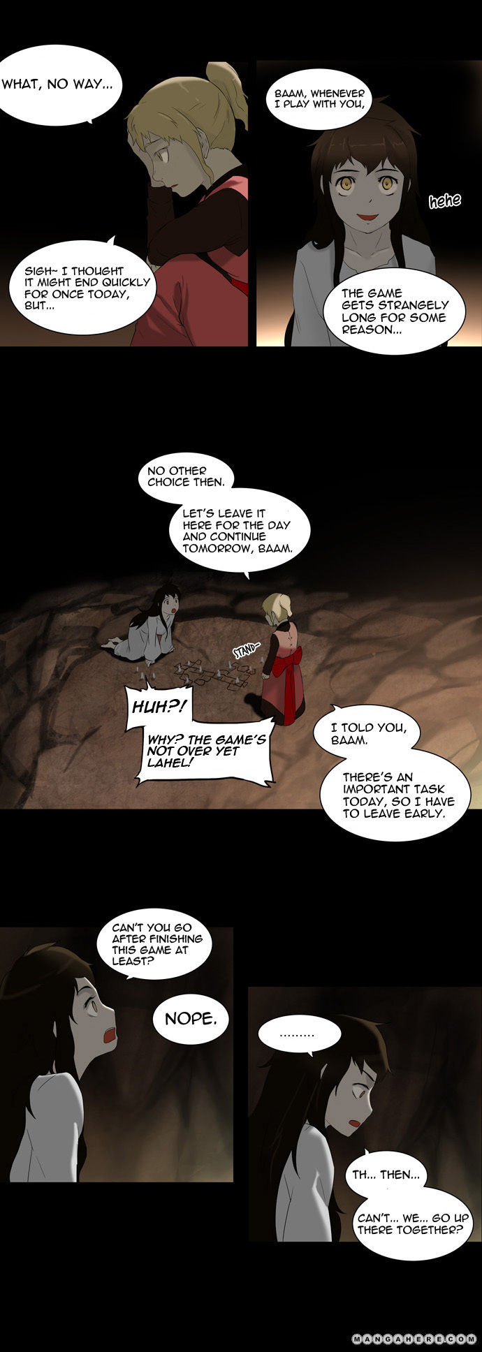 Tower of God 73 Page 2