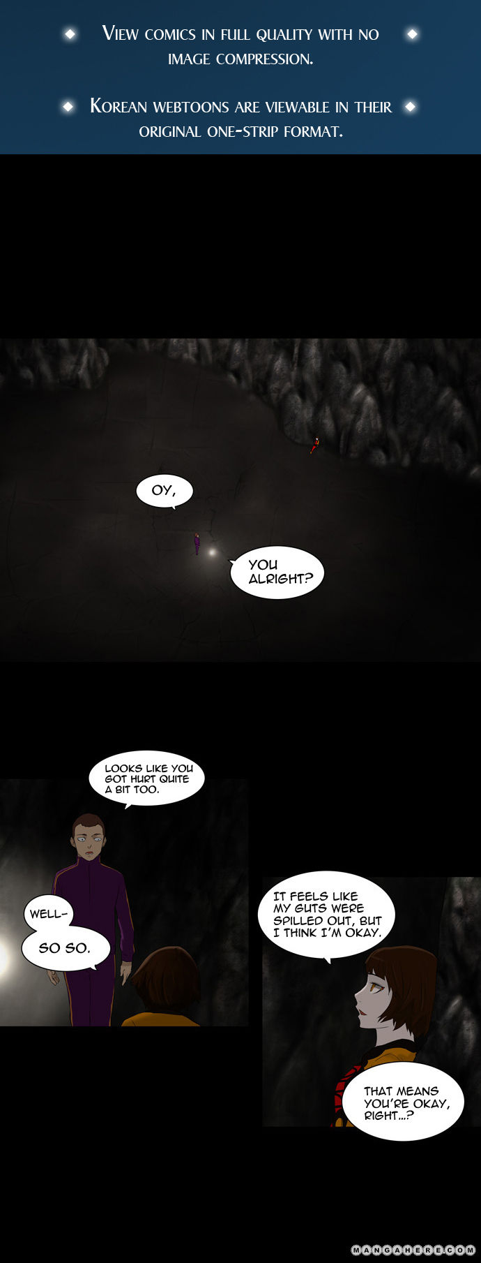 Tower of God 74 Page 1