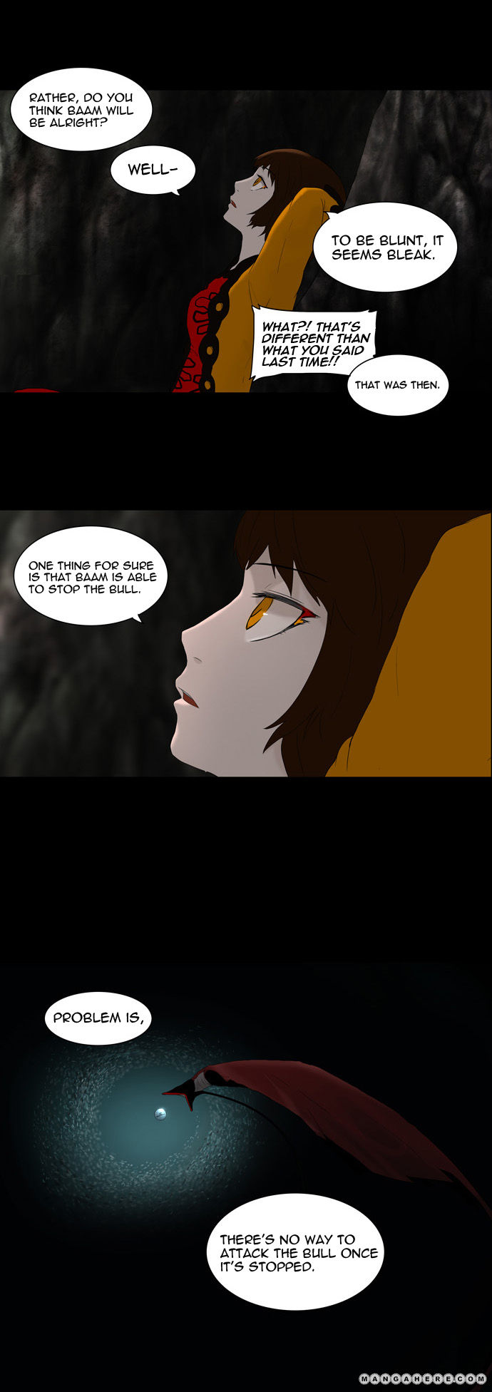 Tower of God 74 Page 3