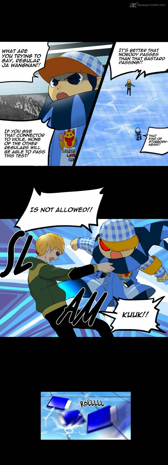 Tower of God 100 Page 1