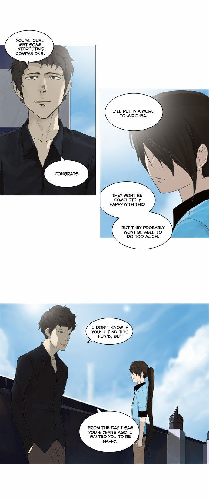 Tower of God 108 Page 2