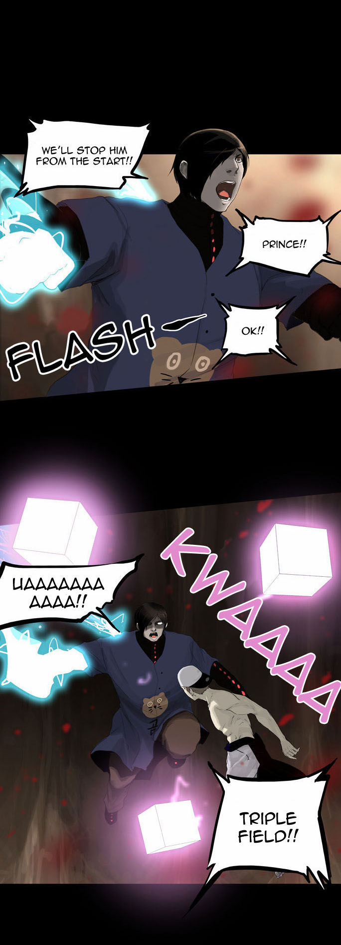Tower of God 113 Page 3