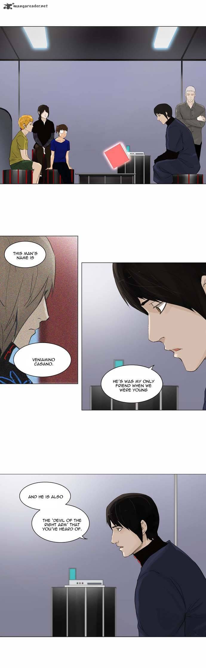 Tower of God 122 Page 2