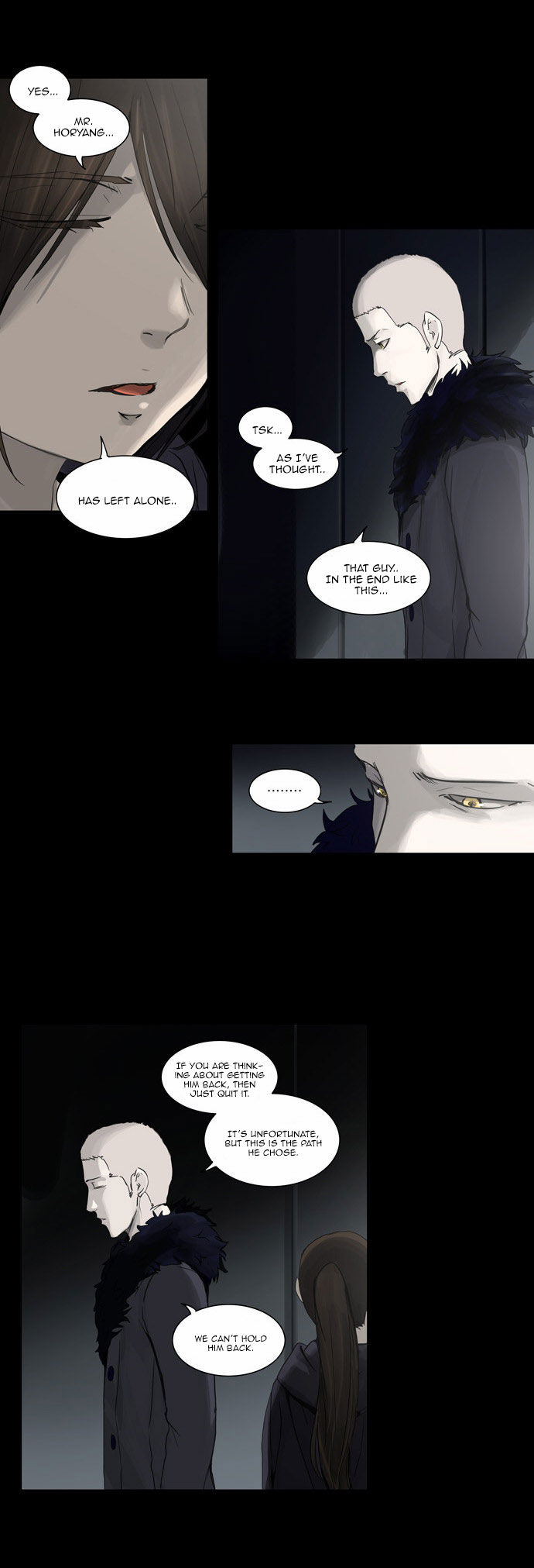 Tower of God 126 Page 3