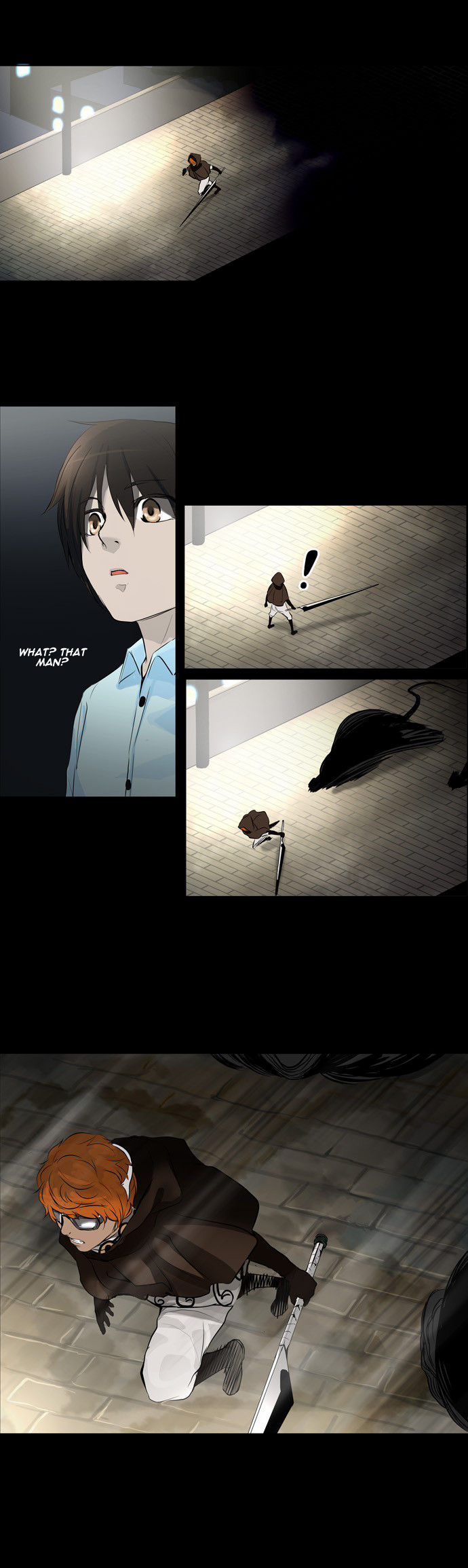 Tower of God 137 Page 2