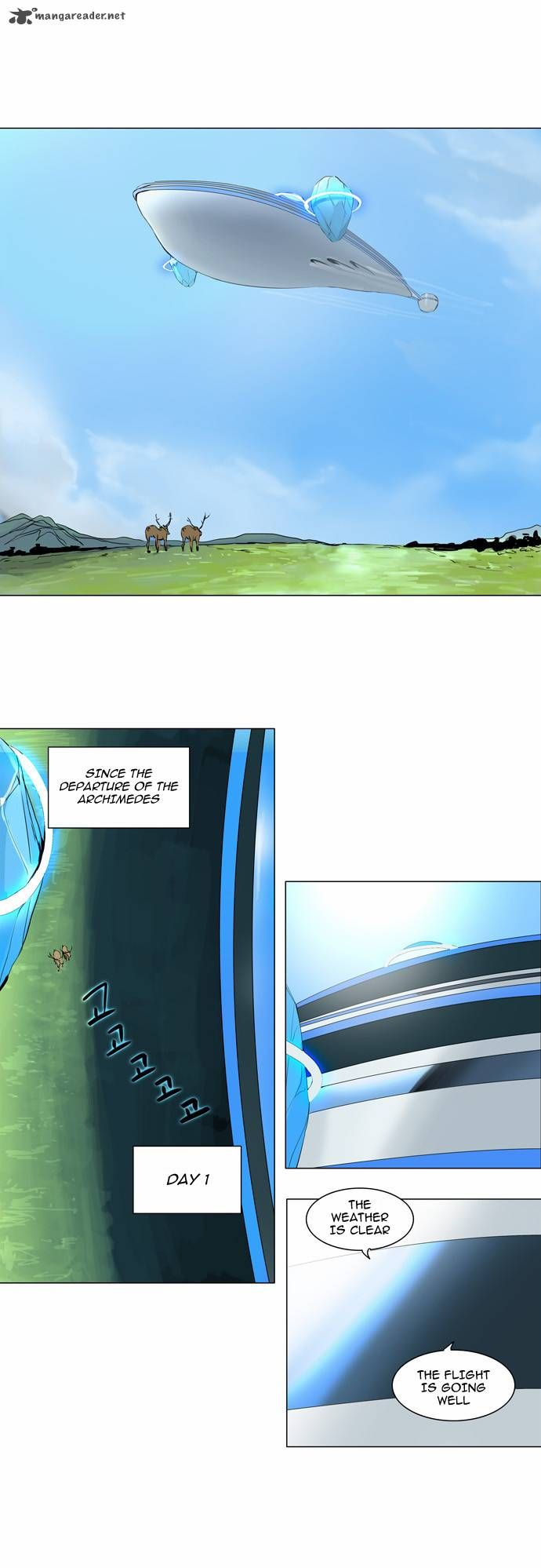 Tower of God 146 Page 1