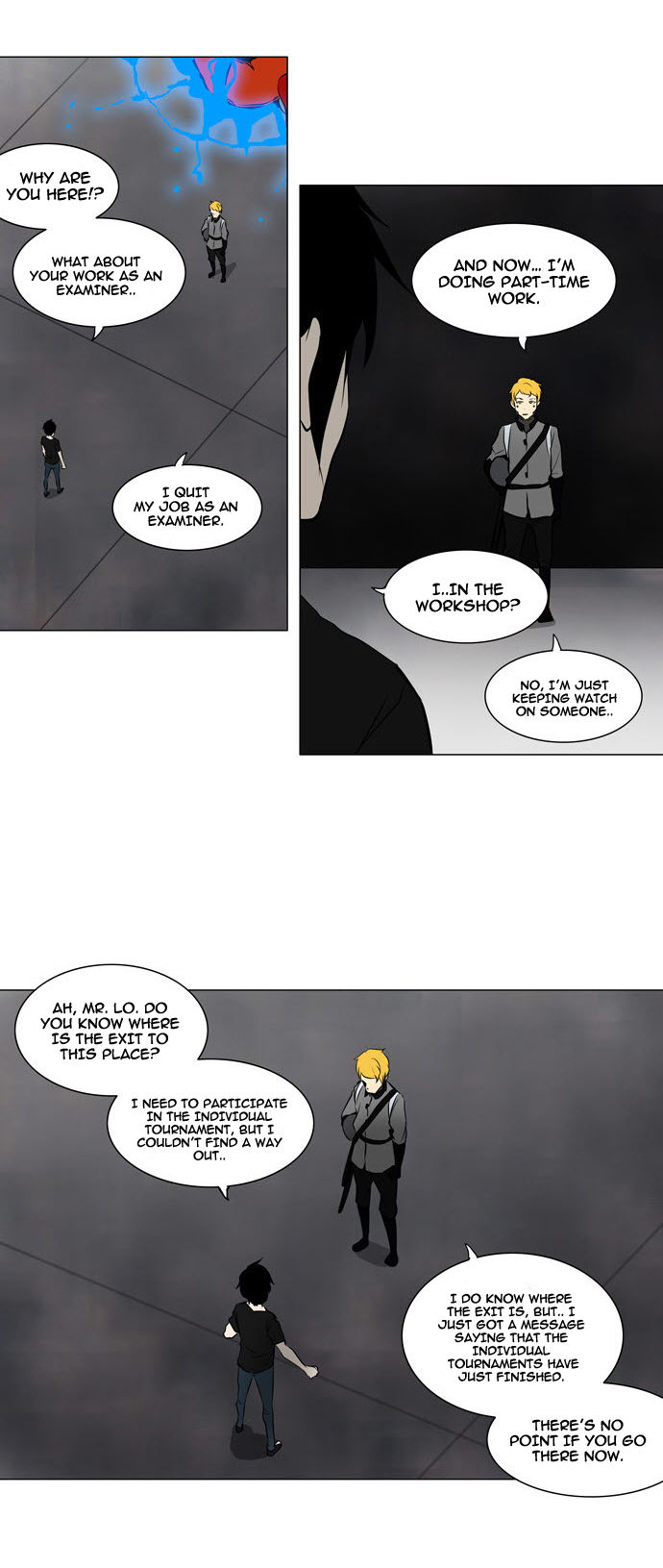 Tower of God 158 Page 2