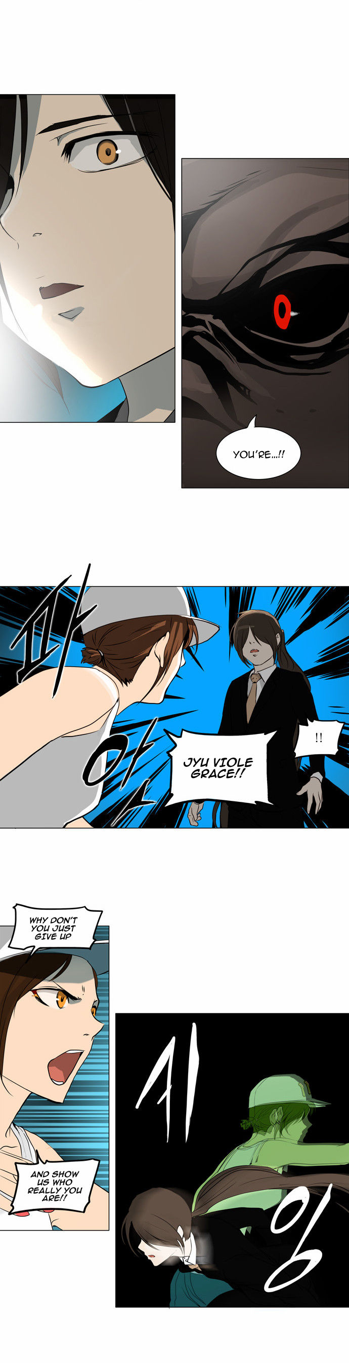 Tower of God 160 Page 2