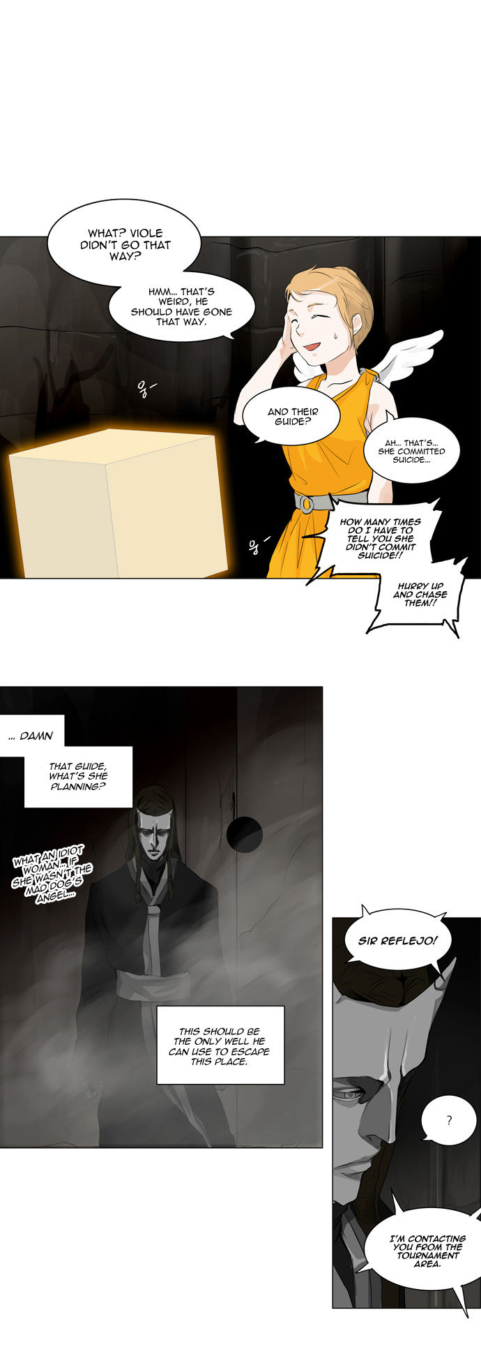 Tower of God 173 Page 1