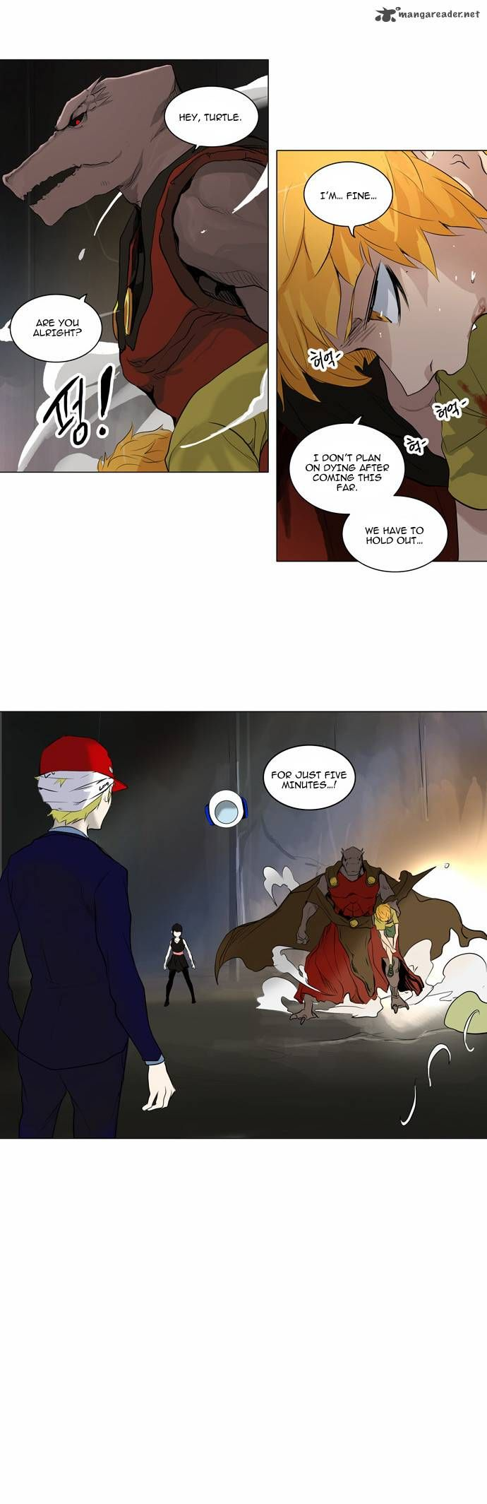 Tower of God 174 Page 2