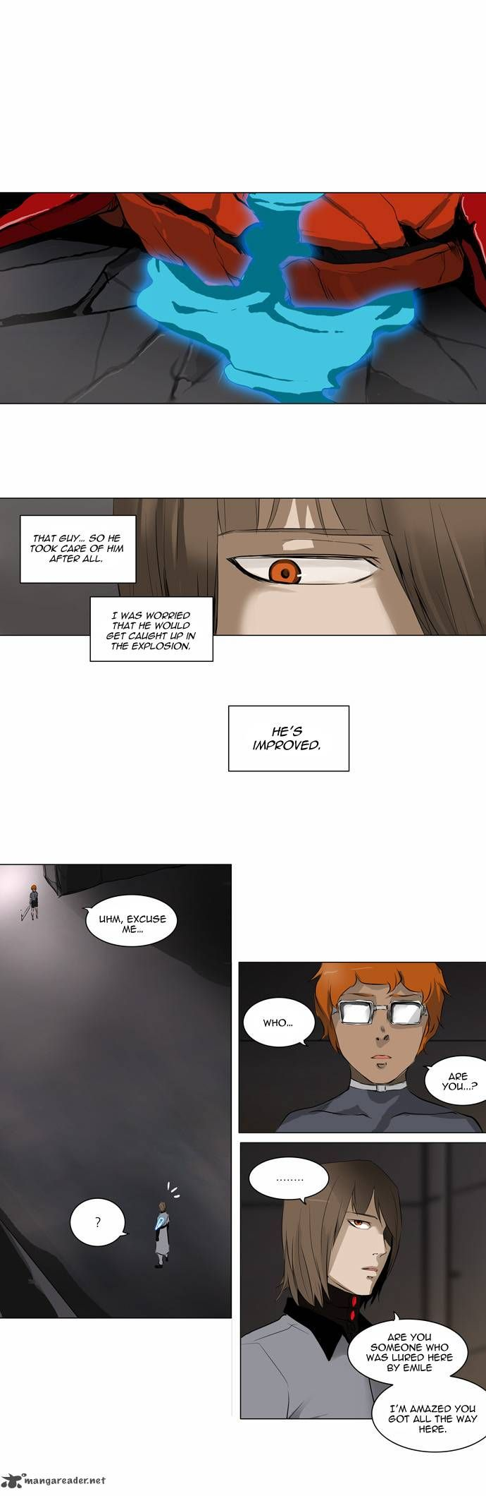 Tower of God 182 Page 1