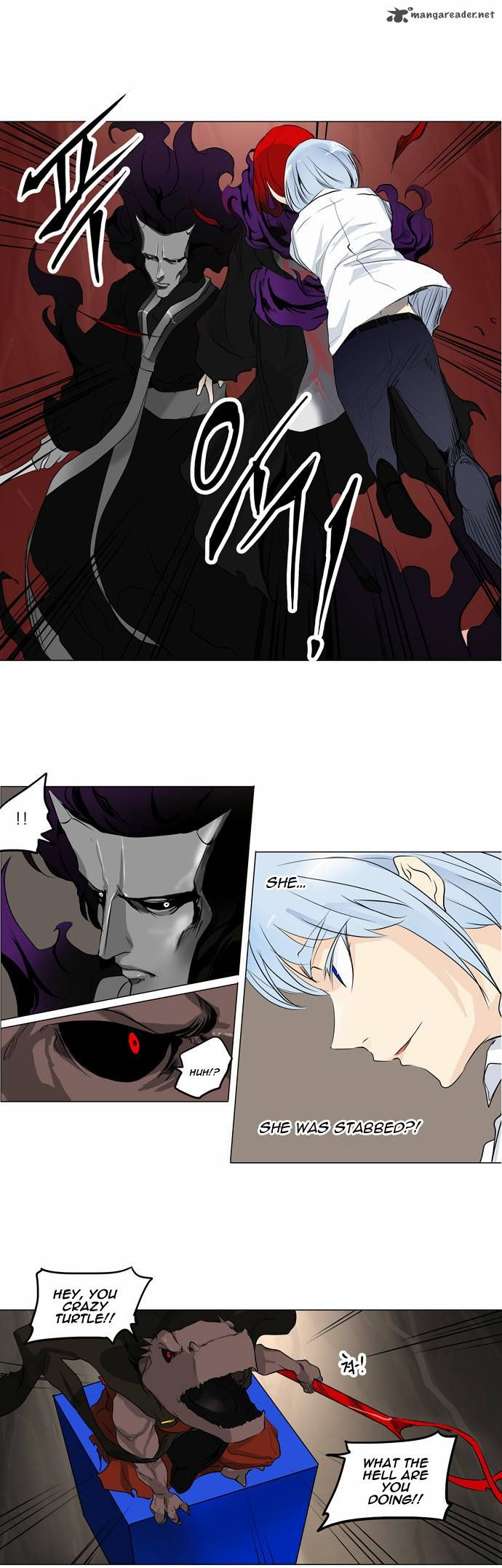 Tower of God 183 Page 1