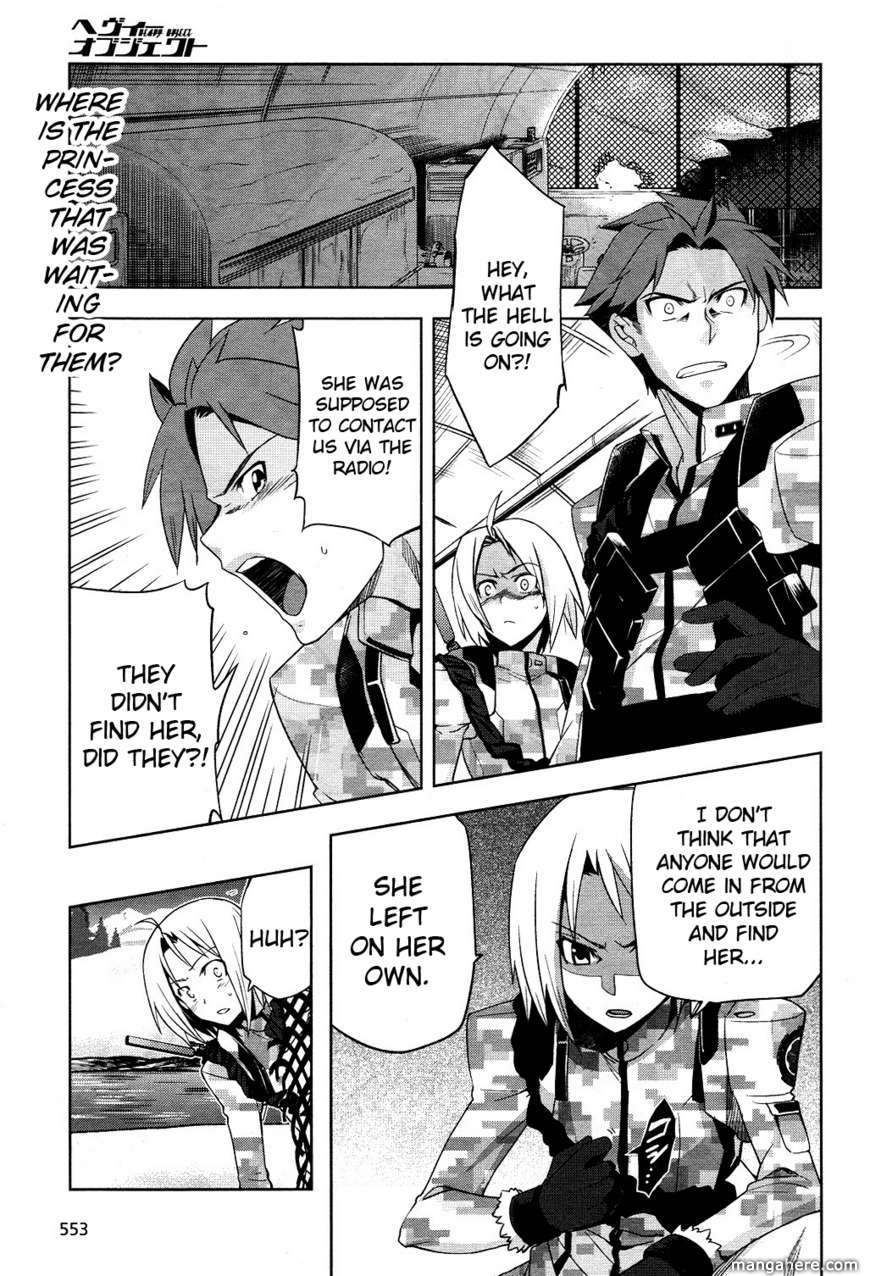 Heavy Object 5 Page 2