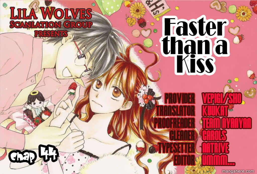 Faster Than a Kiss 44 Page 1