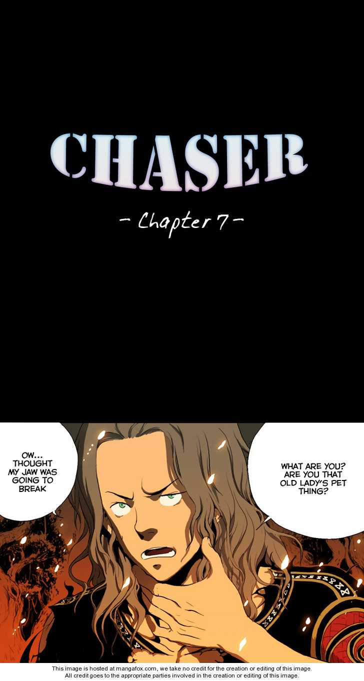 Chaser 7 Page 1