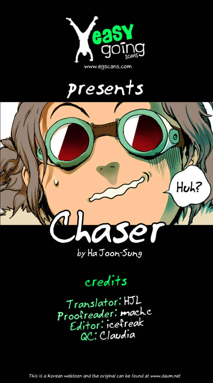 Chaser 11 Page 1