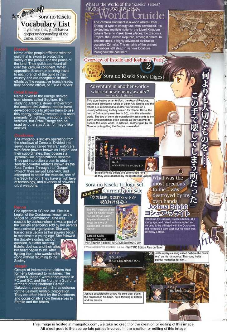Eiyuu Densetsu: Rei no Kiseki Play Story - Shinpan no Yubiwa 1 Page 2