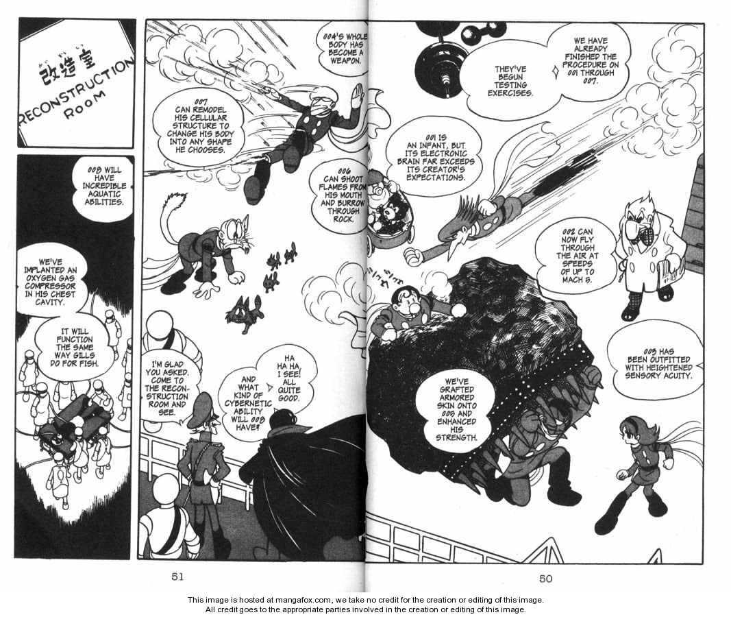 Cyborg 009 4 Page 2